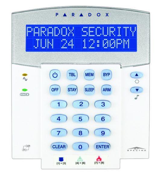 Alarm paradox tastatura K32LX