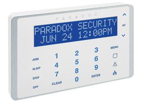 K656 Paradox alarm tastatura