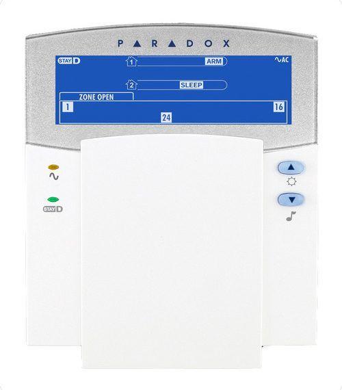 K35 alarmna tastatura Paradox