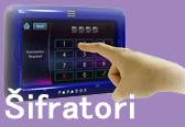 Šifratori, tastature za alarmne sisteme