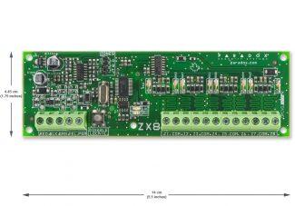 Zonski modul ZX8 za proširenje zona. Cena prodaja ugradnja programiranje cena beograd