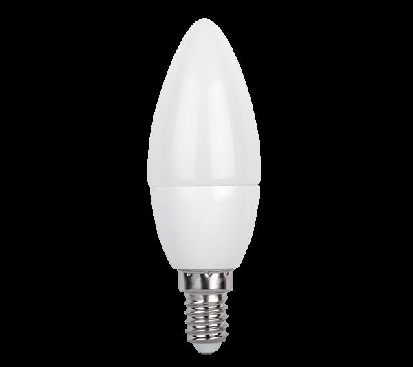 LED SIJALICA CANDLE, C35, 4,5W, SMD2835, E14, 230V, TOPLA BELA, 99LED589 - Cena