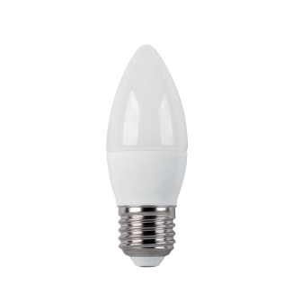 LED SIJALICA CANDLE 99LED915, C37, SMD2835, 8W, E27, 230V, TOPLO BELA