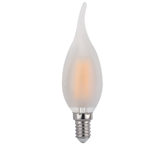 LED SIJALICA FLAME 99LED663, FC35, FILAMENT, 4W, E14, 230V, 2700K, MAT