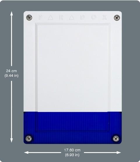 Sirena SR150 Paradox bežična sirena za spoljnu montažu cena servis prodaja ugradnja cena Beograd