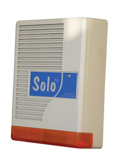 Spoljna sirena za alarm SOLO - prodaja ugradnja cena servis ZOOM beograd