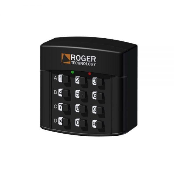 bezicna tastatura sifrator roger za kapiju i rampu H85/TDR/E