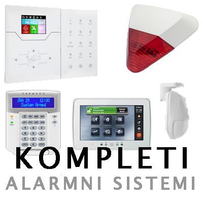 kompleti alarmni sistemi