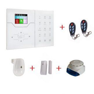 Komplet bežični alarmni sistem za kuću stan vikendicu ili poslovni prostor