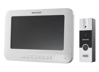 DS-KIS202 komplet Hikvision video interfon