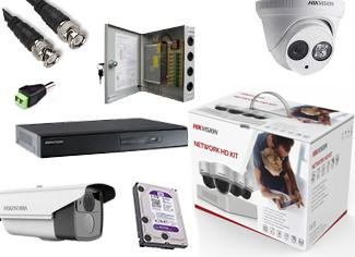 Konfigurator kompleta za video nadzor
