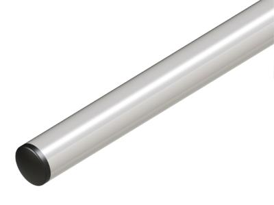 Aluminijumska cilindrična letva za roger rampu