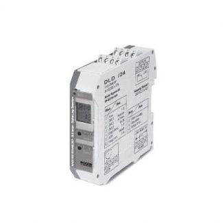 Petlja detektor za 2 petlje , 2 izlaza + izlaz alarma, 24V AC/DC