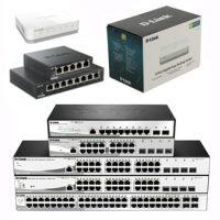 Gigabitni rack Switch - mrežni svičevi oprema