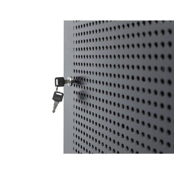 Ansec rek ormar 33U podni sa točkićima samostojeći