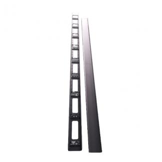 Metalni uvodnik vertikalni za rekove 42U Ansec